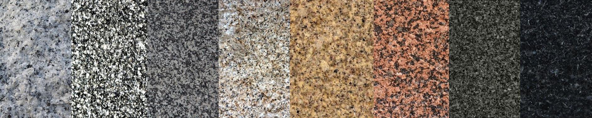pasek kolor granit